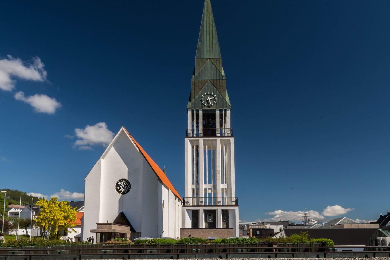 Molde - Cattedrale