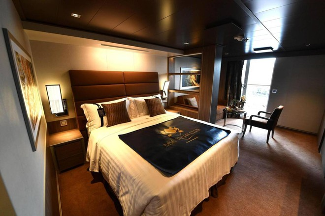le più belle suites: yacht club suite msc