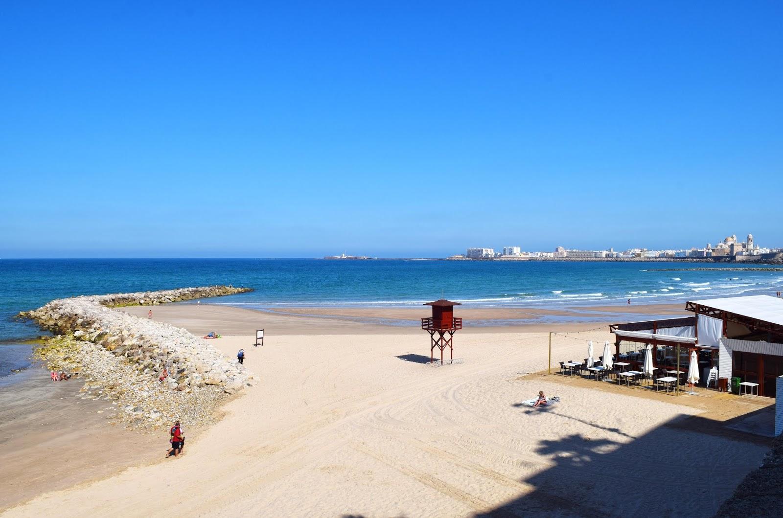 Cadice - La Playa de Santa María del Mar
