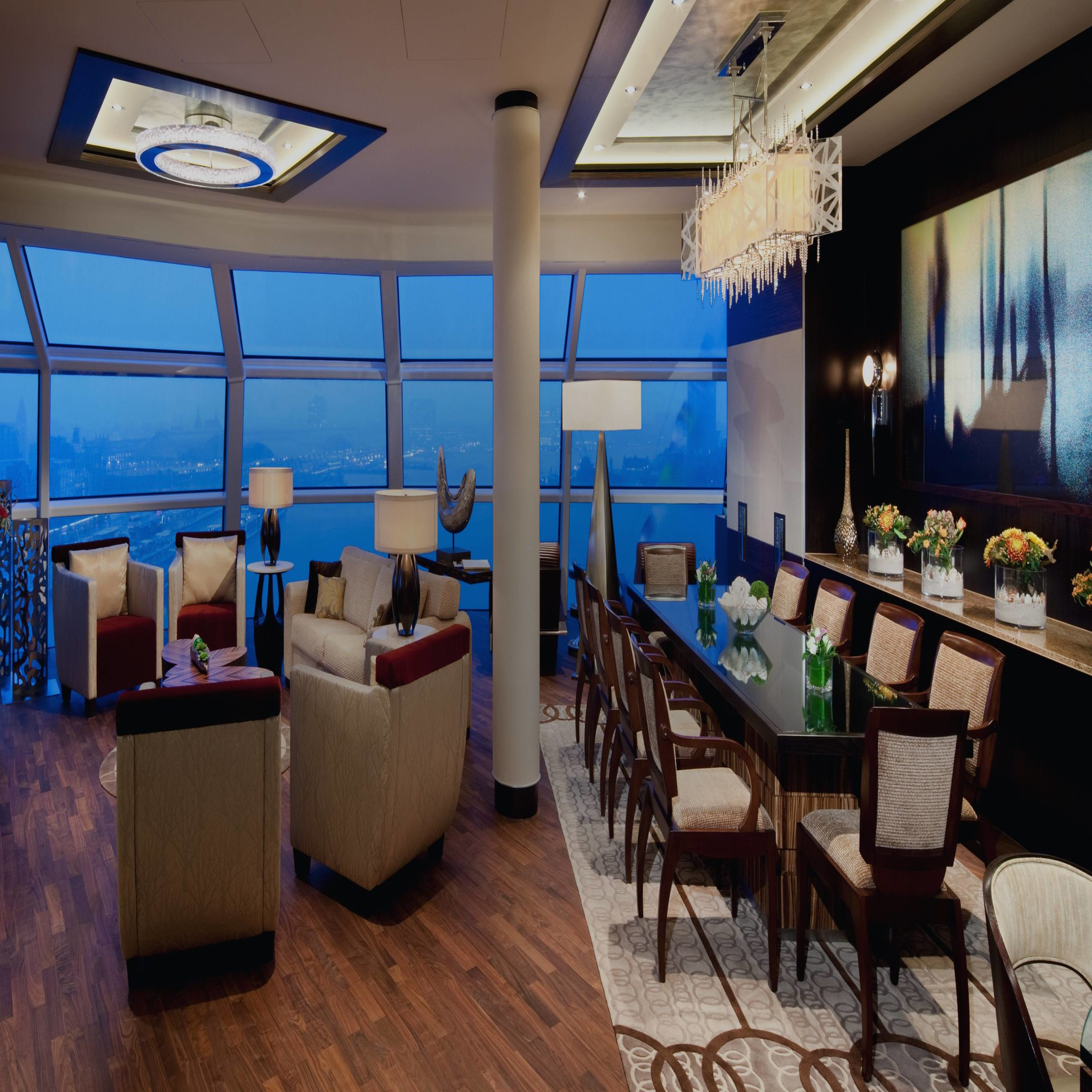 le più belle suites: cruises  reflection suite