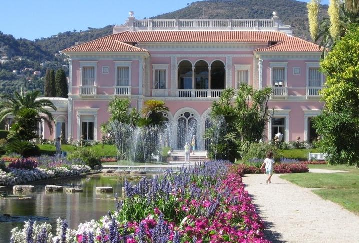 Cannes - Giardini di Villa Rothschild