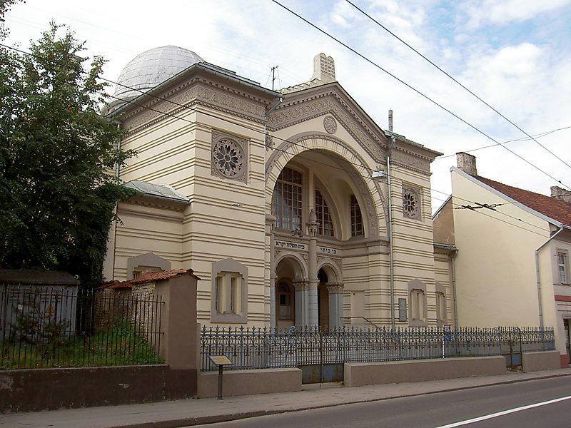 vilnius - quartiere ebraico