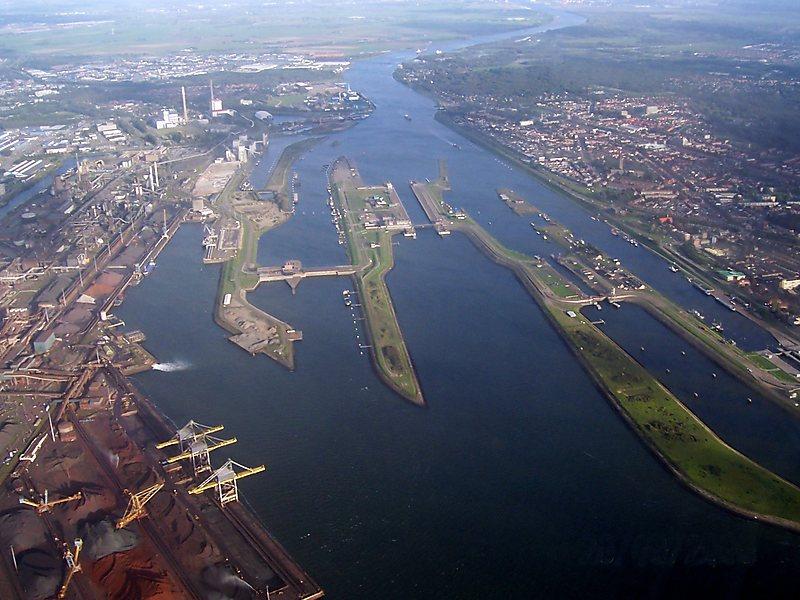 Amsterdam - porto