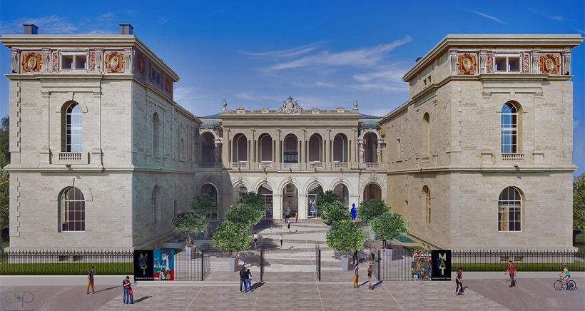 Tolone - Museo d'arte moderna
