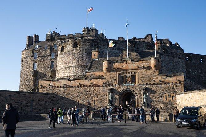 Edimburgo - castello