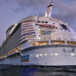 Nuovo look Allure of the Seas