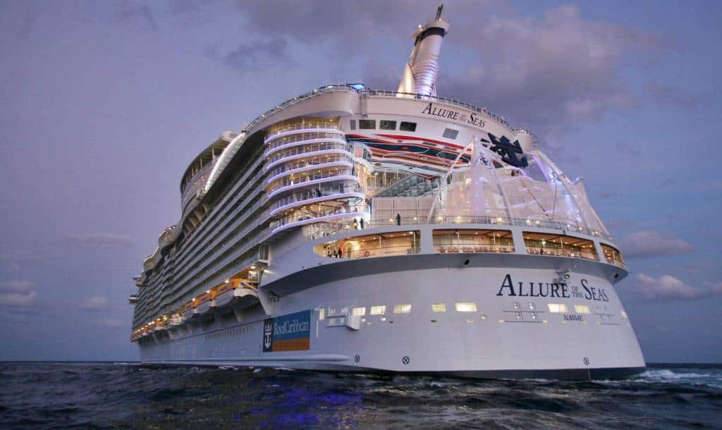 allure of the seas torna nel mediterraneo