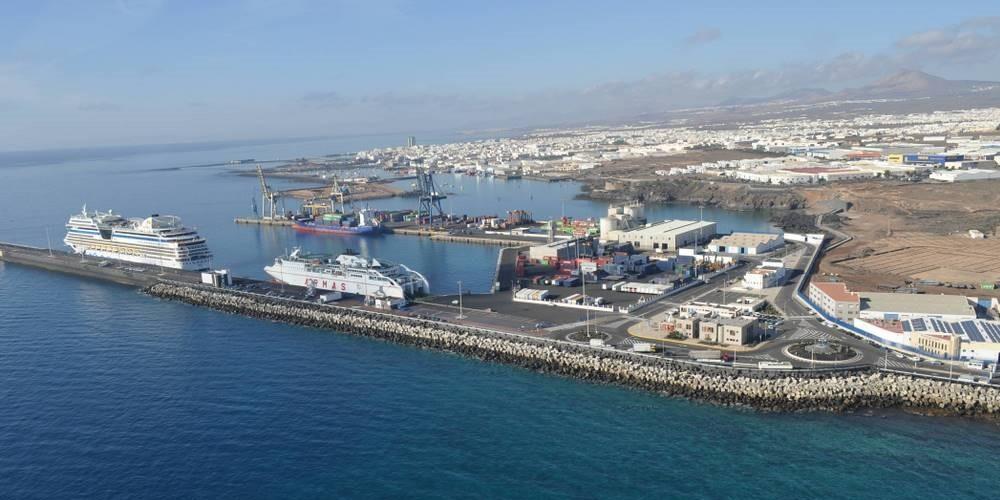 Lanzarote - Porto di Arrecife