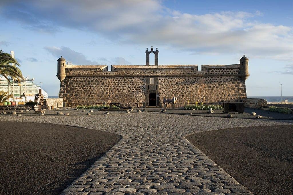 Lanzarote - Castello di San Josè