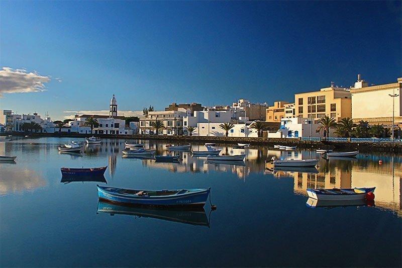 Lanzarote - charco di San Ginés