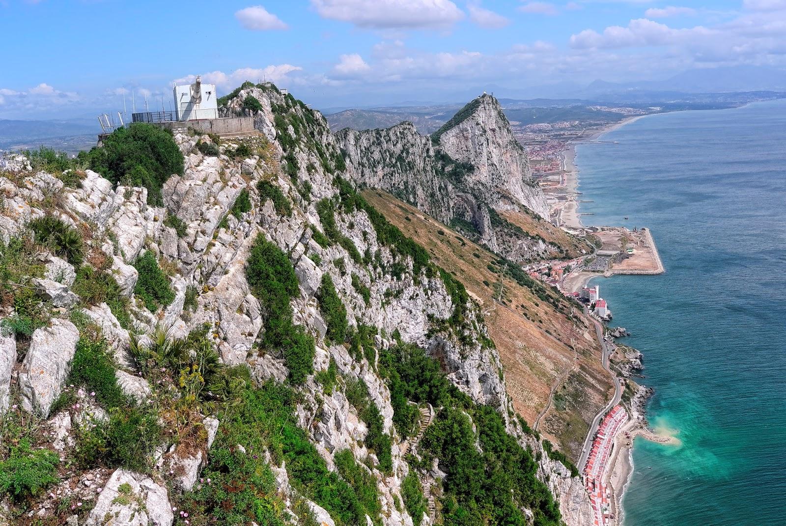 Gibilterra - upper rock nature reserve