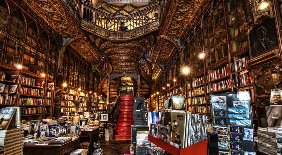 Porto - libreria Lello