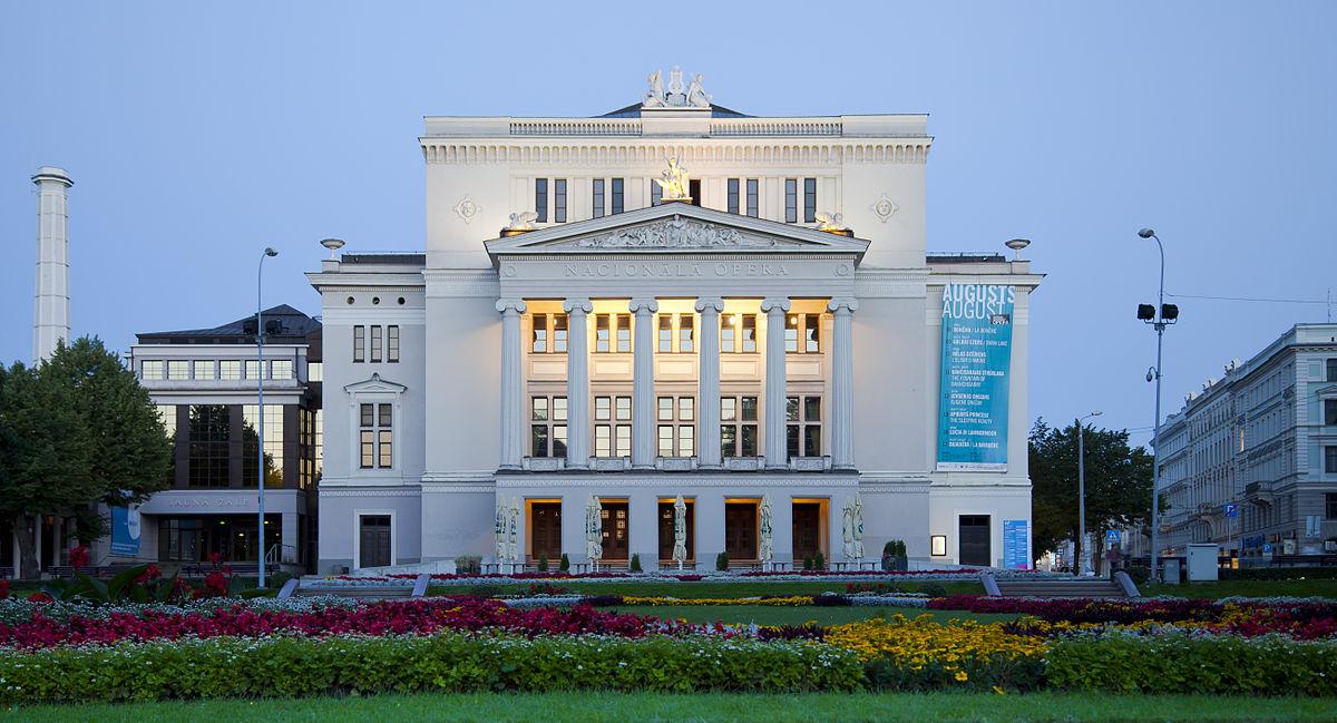 Opera Nazionale lettone Riga