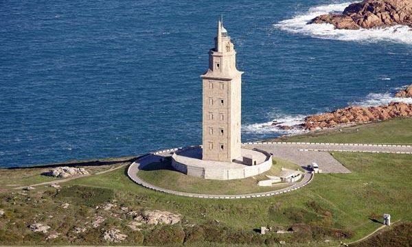 La Coruna - Torre di Ercole