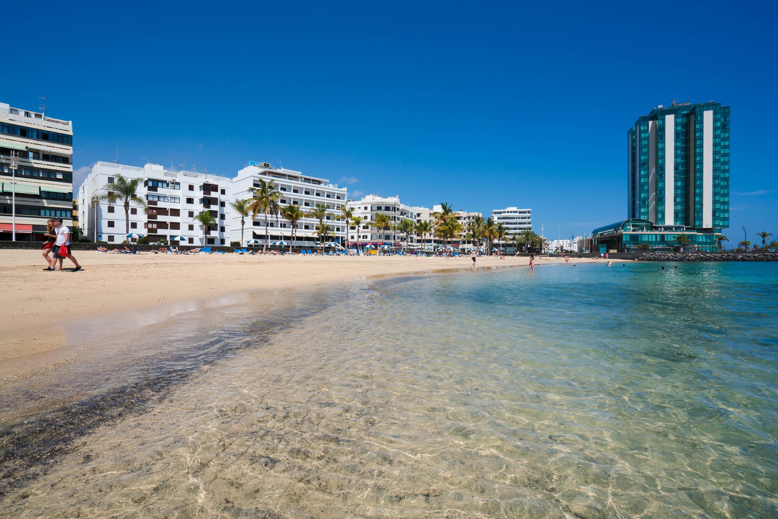 Lanzarote - lungomare