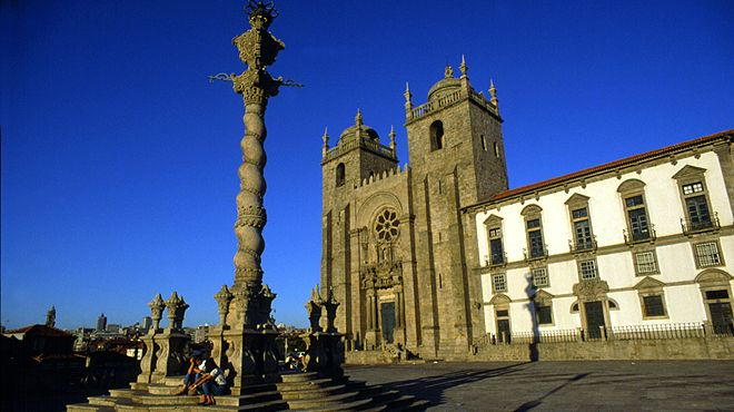 Porto - cattedrale