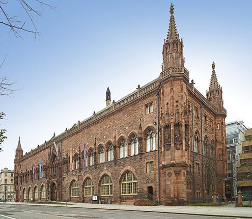 Edimburgo - Scottish National Portrait Gallery