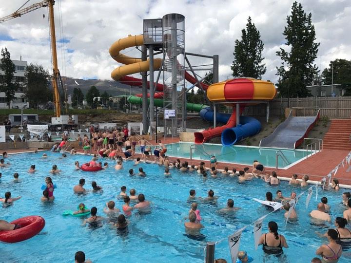 Akureyri piscina termale