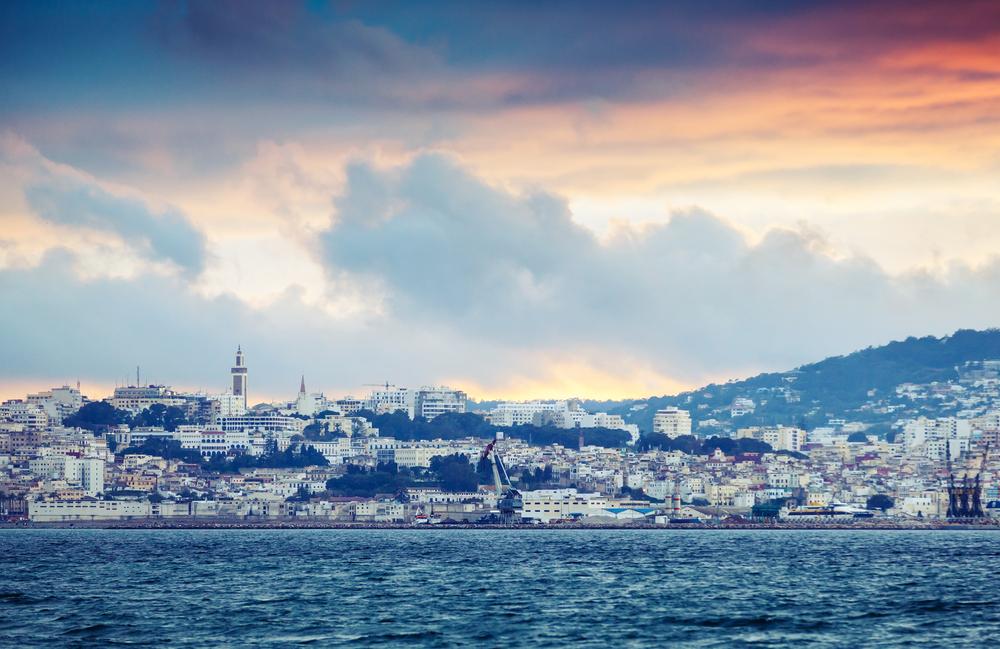 Tangeri - panorama