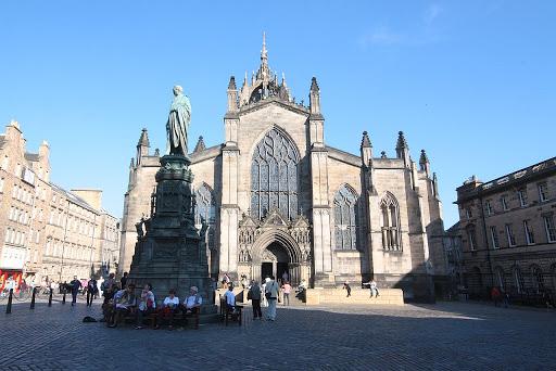 Edimburgo - Cattedrale di St. Giles