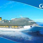 Costa Crociere: contrasta il calo delle prenotazioni