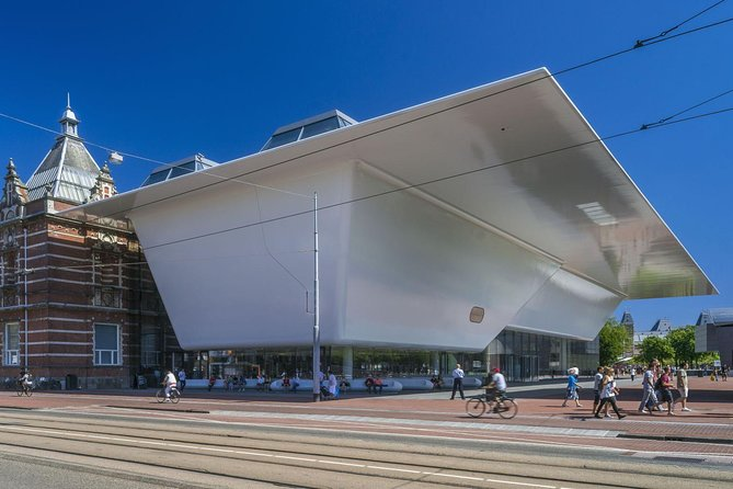 MUSEO STEDELIJK DI AMSTERDAM