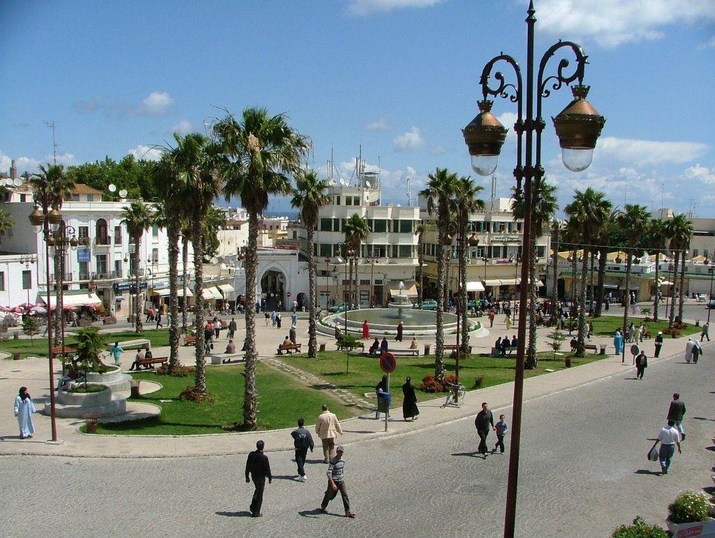 Tangeri - Grande socco