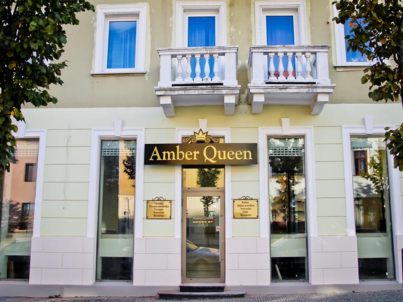 Klaipeda - amber queen