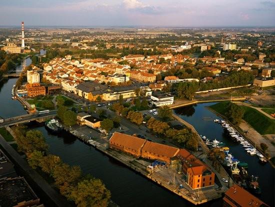 Klaipeda - panorama
