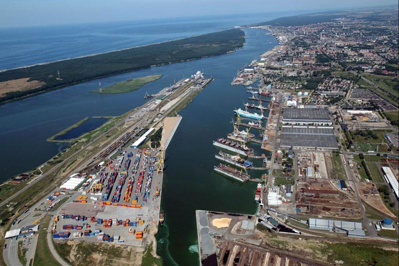 porto di Klaipeda