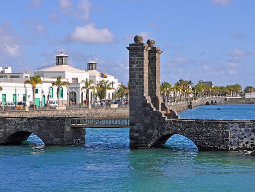 Lanzarote - lungomare di Arrecife