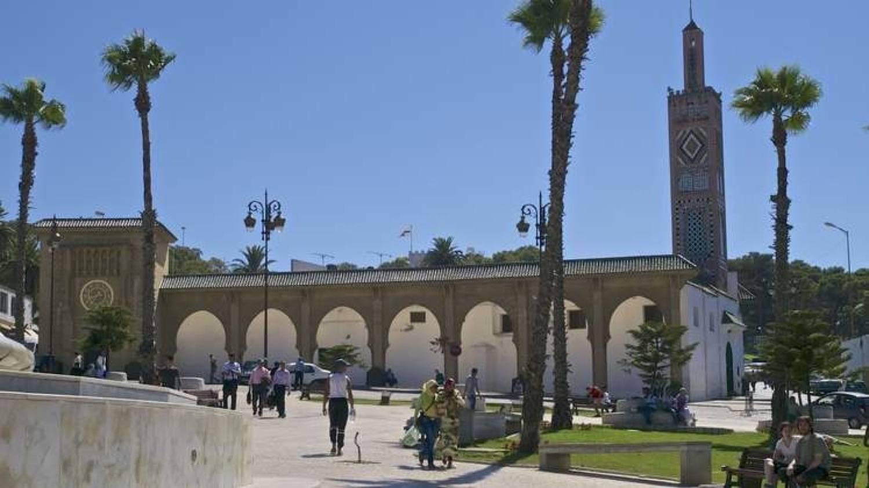 Tangeri - Grande Moschea di Sibi Bou Abib