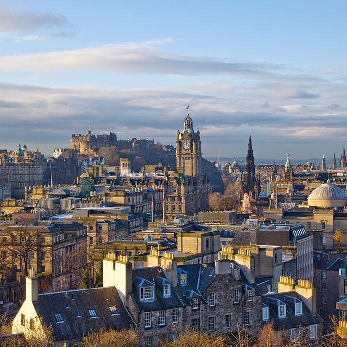 Edimburgo - old town