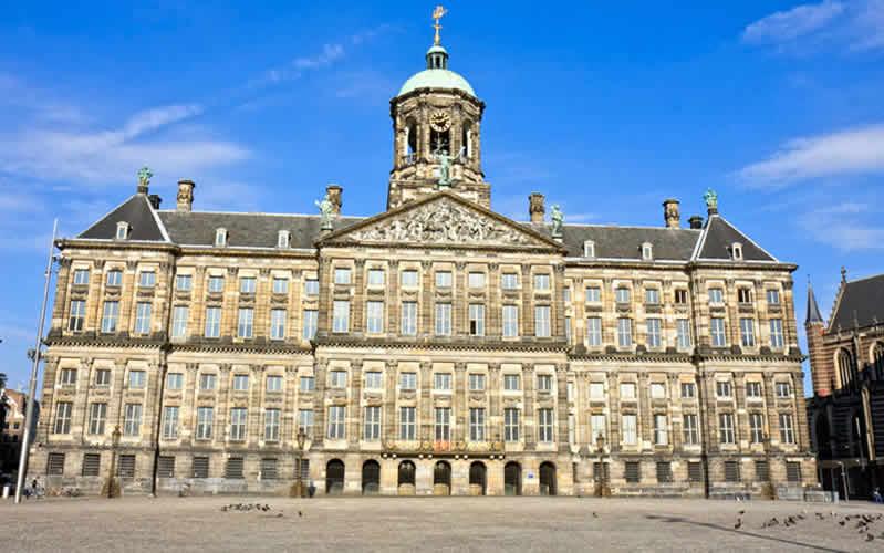 Amsterdam - palazzo reale