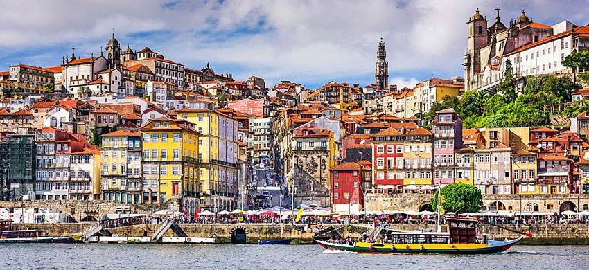 Porto - quartiere Ribeira