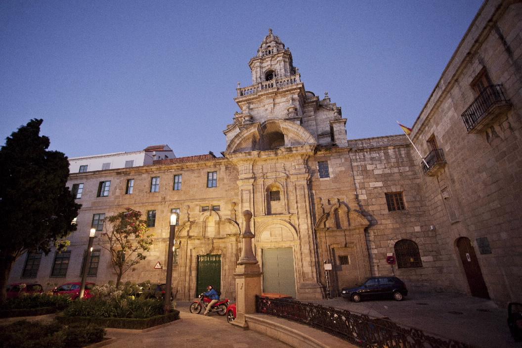 La Coruna - Igrexa de San Domingos