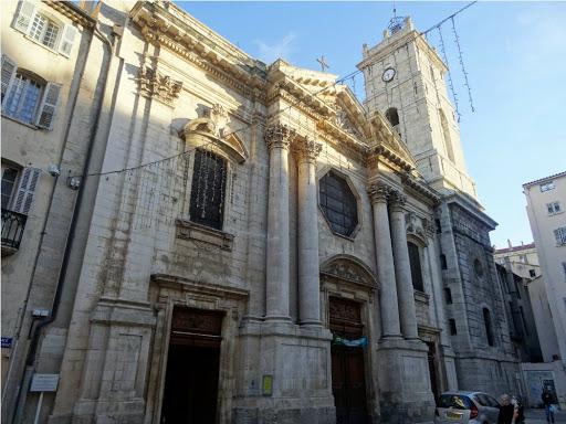 la Cathédrale Sainte-Marie - Tolone