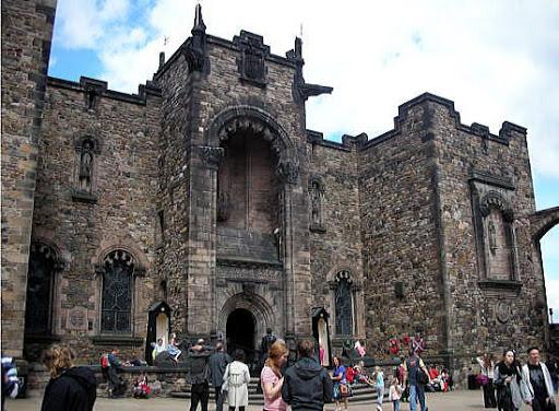 Edimburgo - scottish national war museum