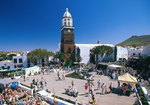 Lanzarote - mercato di Teguise