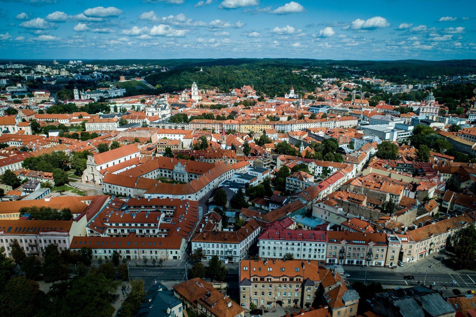 città di Vilnius