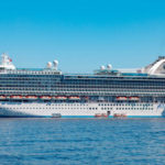 Allarme nave da crociera a Sydney