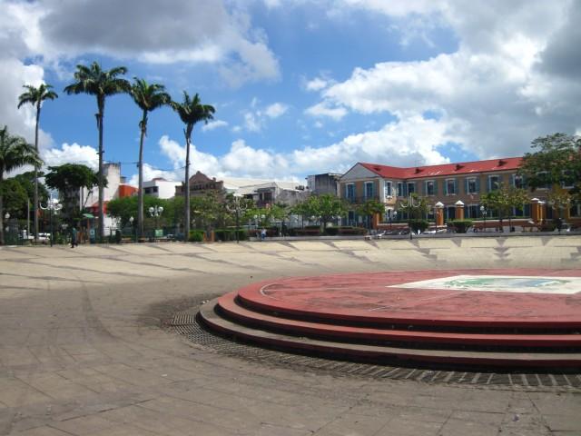 Guadalupa - place de la Victoire