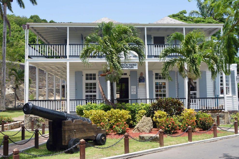 Antigua - Dockyard Museum