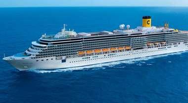 Genova sarà il porto di sbarco di Costa Deliziosa