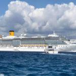 Vietato lo sbarco in Francia ai passeggeri di Costa Deliziosa