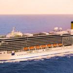 Autorizzazione ad utilizzare il porto di Barcellona per Costa Deliziosa