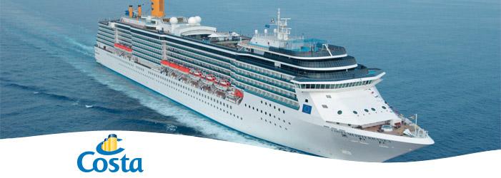 costa mediterranea naviga verso napoli sbarco solo italiani