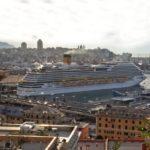 Nessun divieto di attracco navi in Liguria