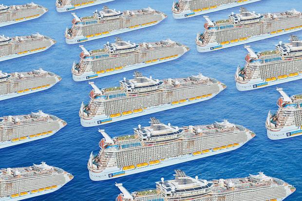 Stop fino all'11 giugno per Royal Caribbean