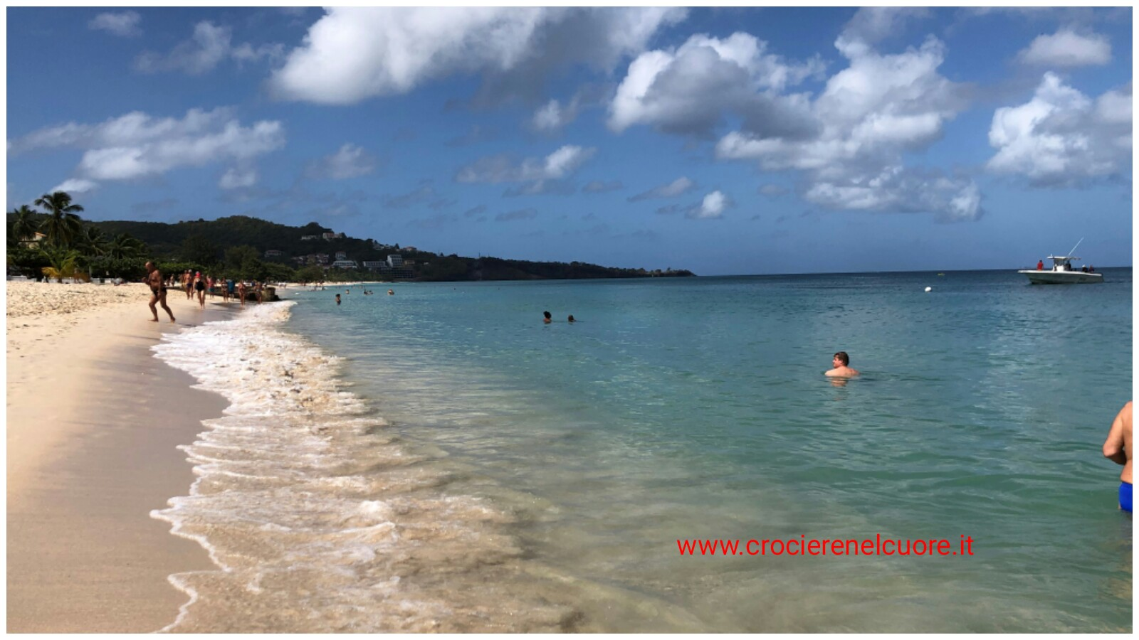 www.crocierenelcuore.it - Grenada Grand Anse